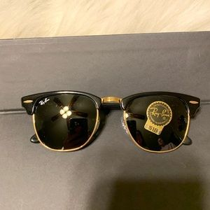 Brand New ClubMaster Ray Bans